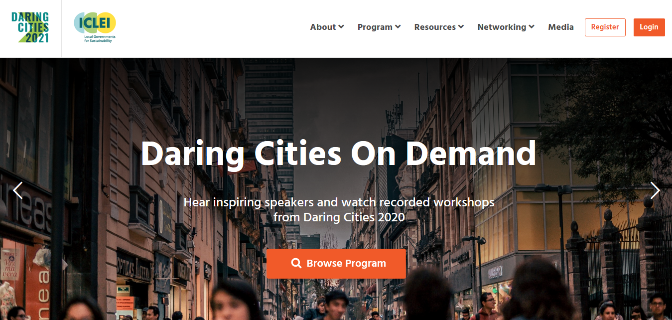 Event Cities on Demand